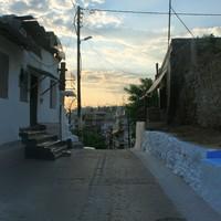Egy görög szabadságharcos lány vendége voltam