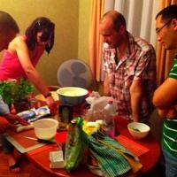 Meet&Eat! Homedinner marathon