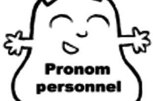 Toutes sortes de pronoms