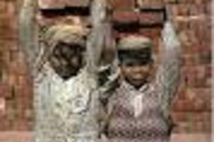 Des enfants travaillant en Afghanistan