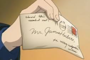 Le français au bureau; comment écrire une lettre? impossible nest