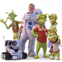 Planet 51 and Up