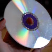 Javíts CD-t, DVD-t banánnal házilag (forrás:tech.hu)