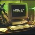 Napi Retro: A bámulatos 486 SX reklámja...