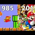 Super Mario 1985-2009