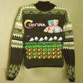 Még, hogy a kötött pulcsi nem menő...