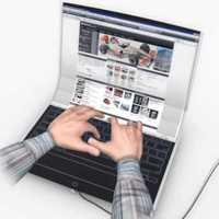 A jövő laptopja......
