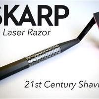 A borotválkozás jövője: lézerborotva... VIDEÓ