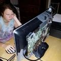 Így lesz a laptopból asztali gép...