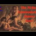 A legjobb Commodore 64 játékok!