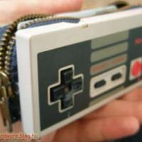 Pénztárca Nintendo stílusban :)