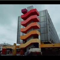 Elképesztő videó - Színzed ki a várost!