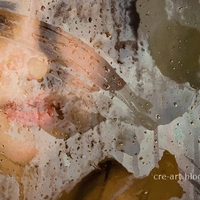 Valósághű festmények - A zuhanyzóban
