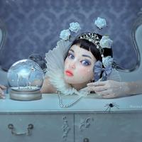 Natalie Shau lenyűgöző festményei