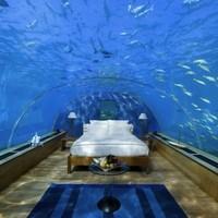 Háló szoba a víz alatt - Idén itt akarok nyaralni!