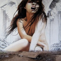Gyönyörű utcai festmények