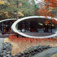 Egyedi luxus ház az erdő mélyén