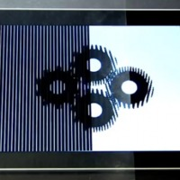 Elképesztő optikai illúzió iPaddal