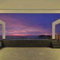 Modern beach house dizájn