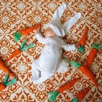 Kreatív baba fotók