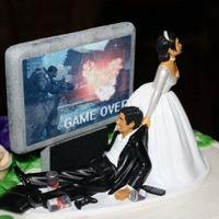 A legextrémebb esküvői torták