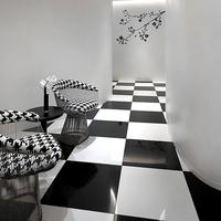 Hotel dizájn - A fekete fehér luxus