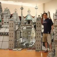 A 250.000 darabból álló LEGO Star Wars komplexum