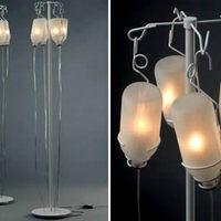 Dizájn - Kreatív lámpák
