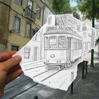 Ceruza vs. fényképező