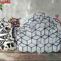 Elképesztő street art videó - BLU