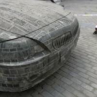 BMW Z4 téglából