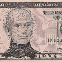 Egy 5 dolláros arcai