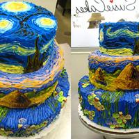 Az impresszionista torta