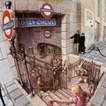3D street art - Utcarészlet