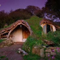 Az igazi hobbit ház