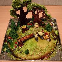 Elképesztő torták