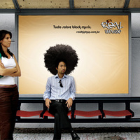 Elképesztően kreatív buszmegálló reklámok