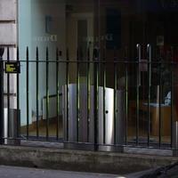 Szellem a kerítésben - Utcai művészet