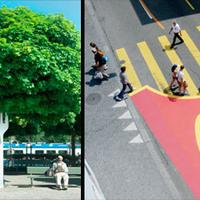 Elképesztően kreatív utcai reklámok