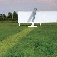 Kreatív utcai reklámok 2.