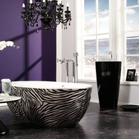 Dizájn - Kreatív fürdőkádak