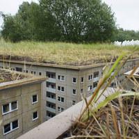 Lakótelep a föld alatt