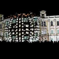3D videomapping - Art Museum