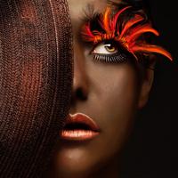 Gyönyörű nők - Fotósorozat