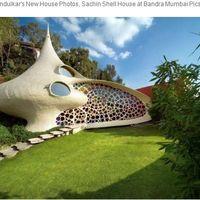 Dizájn - A lenyűgöző kagyló ház
