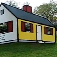 Optikai illúzió - A furcsa ház