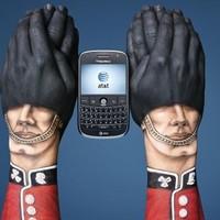 Lenyűgöző kézfestészet - Mobil reklám