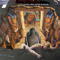 3D aszfaltfestés - A múmia bosszúja