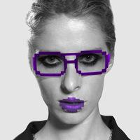 A legújabb divat: Pixel szemüveg
