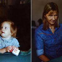 Elképesztő fotók - Régen és most